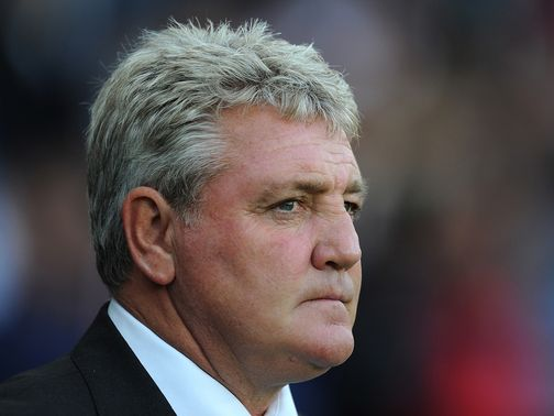 Steve Bruce: Side failed to find net against Leicester