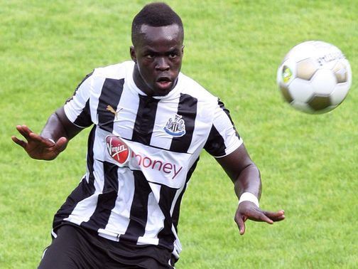 Tiote: Arrested on suspicion of fraud