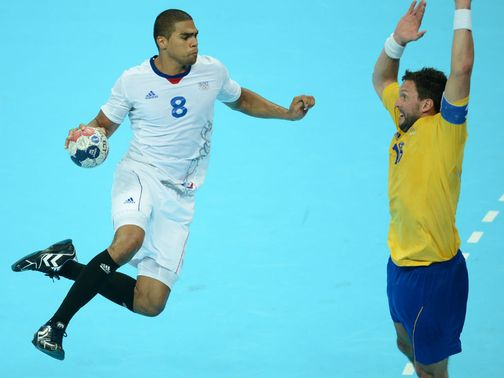 GB must improve at handball