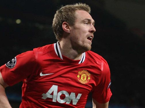 Darren Fletcher: In squad but unlikely to play