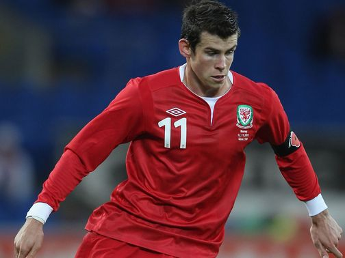 Bale: Key to Wales' hopes