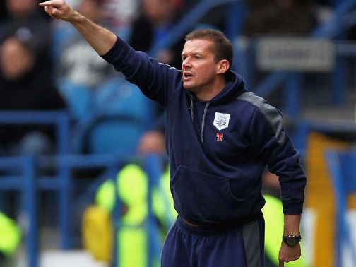 Graham Westley: Settling in at Deepdale
