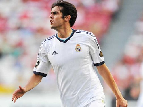 Kaka : Linked with a move away from Madrid