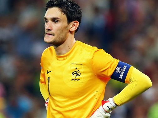 Hugo Lloris: Joined Spurs on deadline day