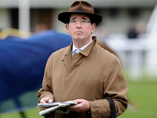 Lord Grimthorpe: Will walk the course at Ascot