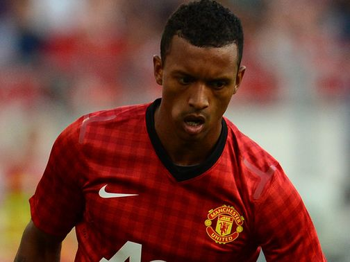 Nani: Held talks about Zenit move