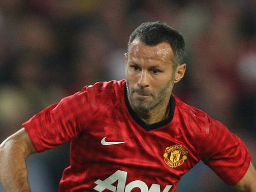 Giggs: Remembers his first experience of Galatasaray away