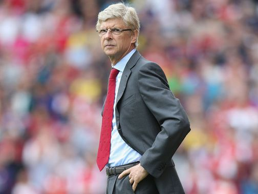 Arsene Wenger: Says Arsenal deserve more respect
