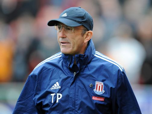 Tony Pulis: Unhappy with two Chelsea players after Saturday game