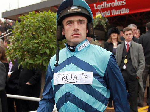 Ruby Walsh: Could have a good day at Leopardstown