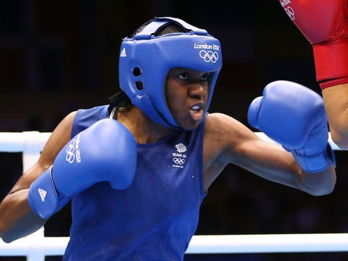 Nicola Adams: Fighting for Olympic gold
