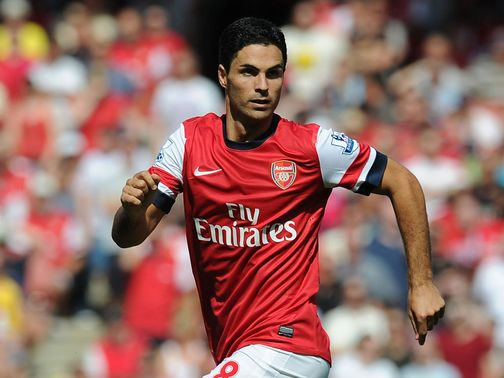 Arteta: Wants defensive displays to improve