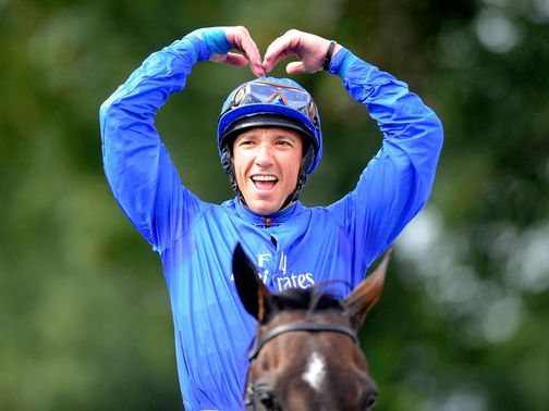 Frankie Dettori: Has parted company with Godolphin