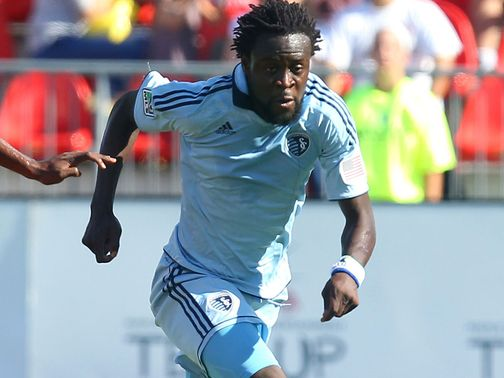 Kei Kamara: Heading to Norwich