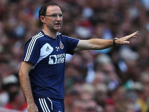 Martin O'Neill: Looking to strengthen