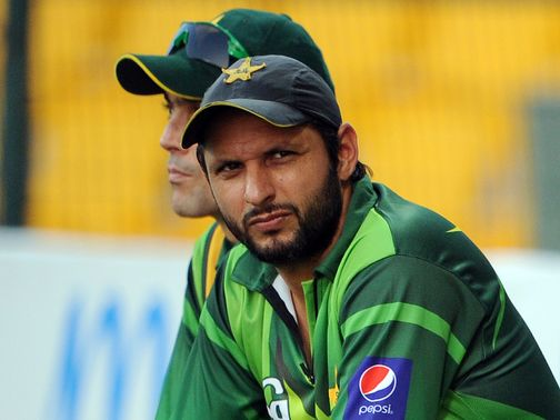 Shahid Afridi: Won&#39;t be at the Big Bash