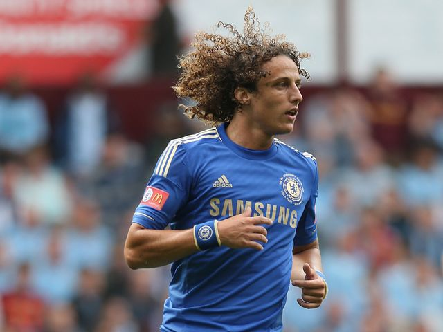 David Luiz: Subject of City bid