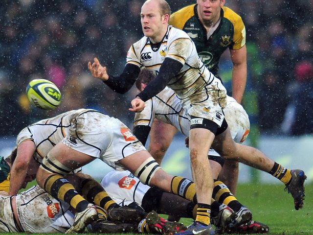 Joe Simpson: Returns to the Wasps starting XV