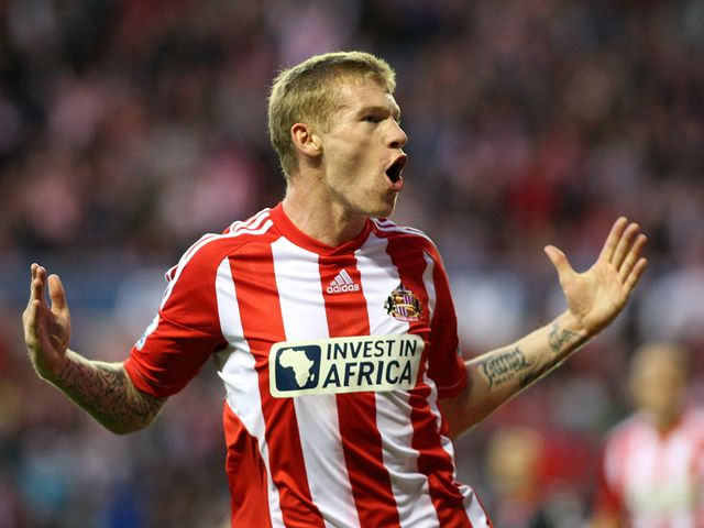 James McClean: Set to start against Greece