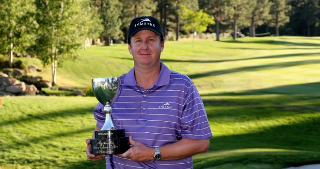 JJ Henry: Secured the Reno-Tahoe Open title
