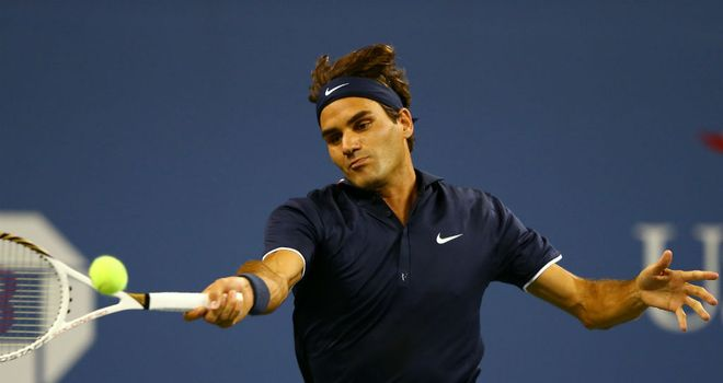 Roger Federer: Will compete for Switzerland in the Davis Cup against Holland