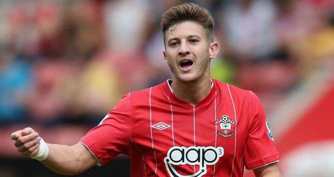 Adam Lallana: In shock after England call-up for clash against Ukraine