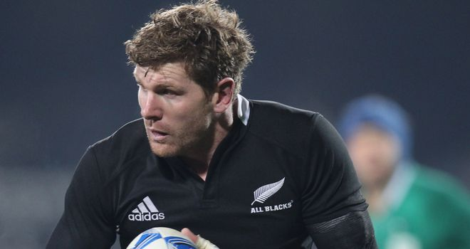 Adam Thomson: Cited for a stamp on Scotland's Alasdair Strokosch