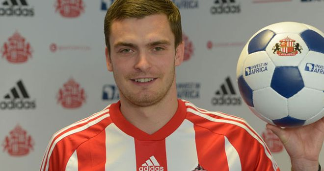 Adam Johnson: Pointed to Martin O'Neill's influence for his decision to join Sunderland