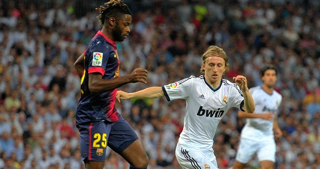 Alex Song: Adapting to life at Barcelona and grateful to Arsene Wenger