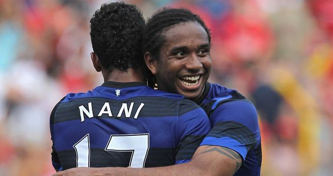 Anderson: Expecting a better season for Manchester United after summer spending