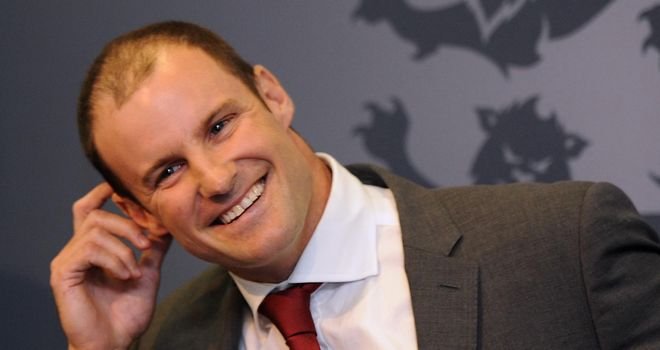 Andrew Strauss: Awarded Honorary Life Membership of the MCC