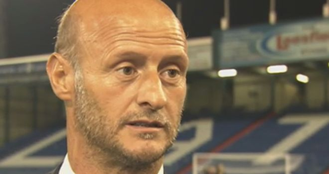 Attilio Lombardo: Reserve team boss following Roberto Mancini out of the Manchester City door