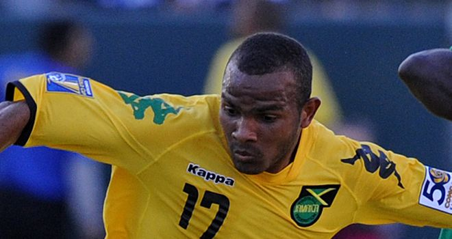 Rodolph Austin: Scored during Jamaica's World Cup qualifying win over the United States