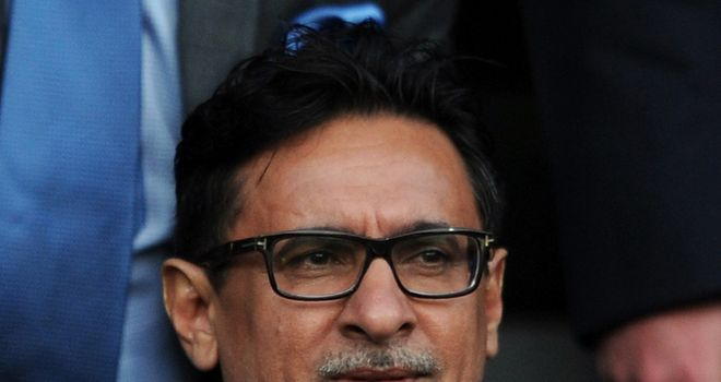 Shebby Singh: Leading Blackburn's hunt for a new manager
