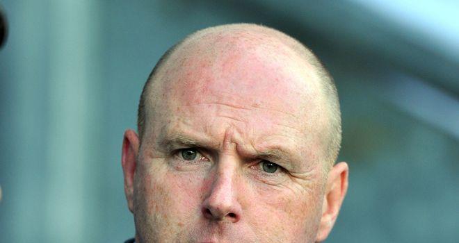 Steve Kean: Blackburn Rovers manager remains under pressure