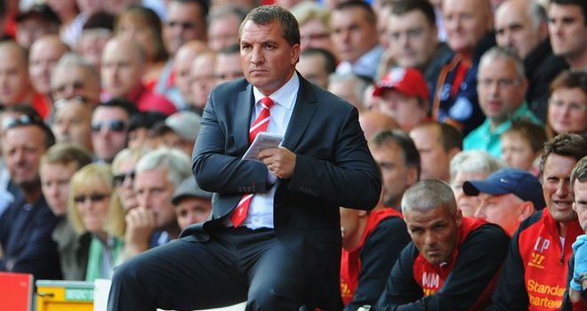 Brendan Rodgers has added another youngster to Liverpool's roster