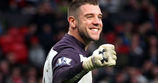 Mark Bunn: Filling John Ruddy's shoes for Norwich