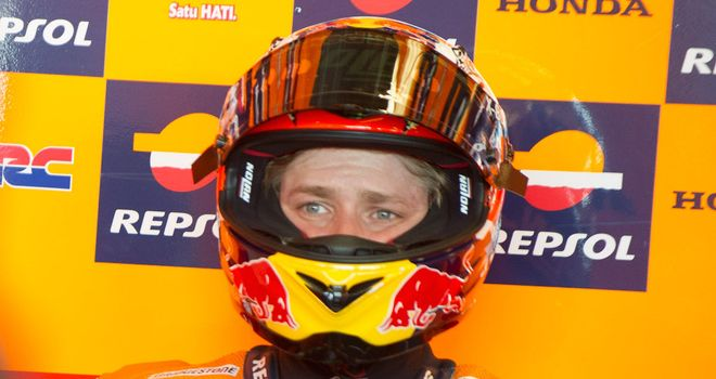 Casey Stoner: The Australian requires surgery on his injured right ankle