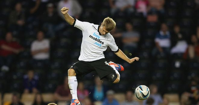 Jamie Ward: Easing back into action after injury