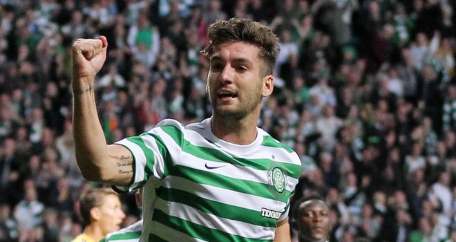 Charlie Mulgrew: Celtic defender is one of several injury worries for Scotland ahead of the World Cup qualifiers