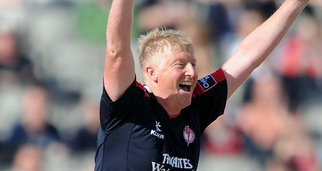 Glen Chapple: Retained as Lancashire CCC captain