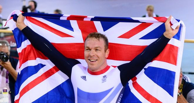 Sir Chris Hoy: Urged the Government to invest in grass-roots level sport