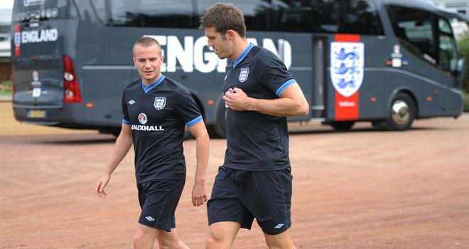Michael Carrick: Believes fellow England and United midfielder Tom Cleverley must be consistent