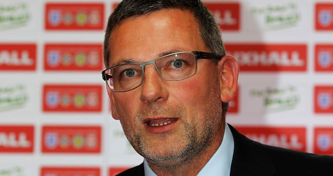 Craig Levein: Knows Serbia pose a tough opposition ahead of their Hampden Park meeting
