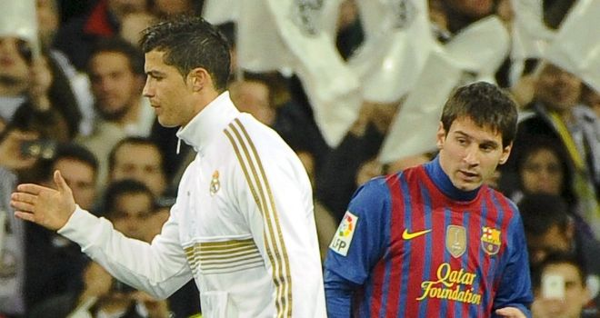Cristiano Ronaldo and Lionel Messi: Battle to be the best player on the planet