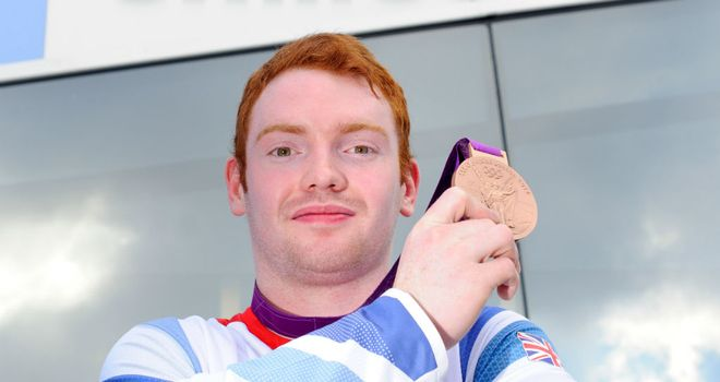 Daniel Purvis: The Olympic bronze medallist is still on cloud nine