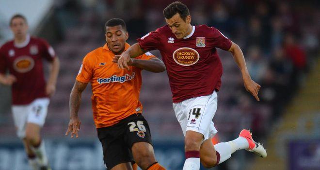 Davies: Chases Nicholls