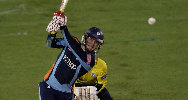 David Miller: Hoping for Yorkshire return