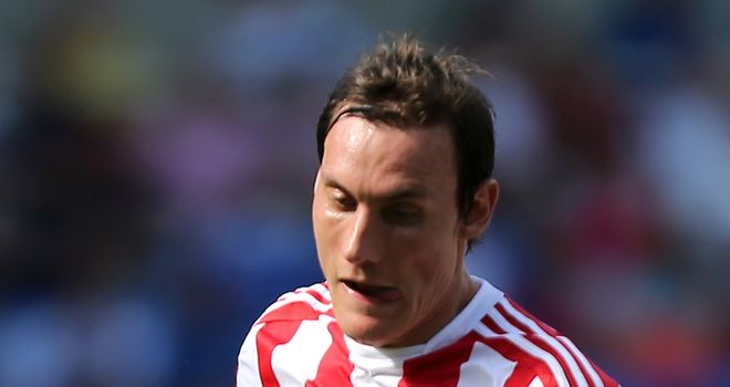 Dean Whitehead: Former Stoke midfielder a transfer target for Middlesbrough