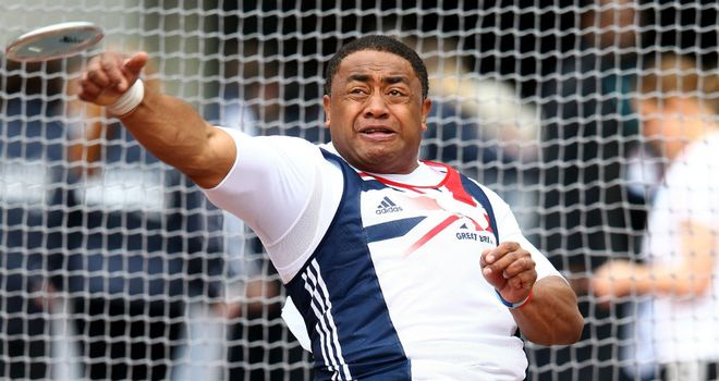 Derek Derenalagi: Will be a star when he competes at the Paralympic Games